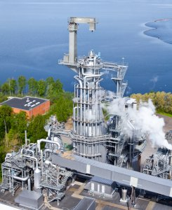 Total environmental assessment for pulp and