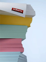 Idempapers carbonless sheets