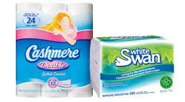 KP Tissue products