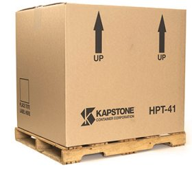 Kapstone Paper and Packaging - corrugated box