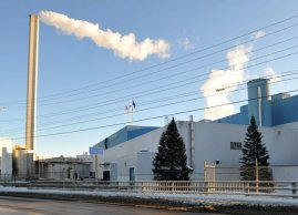 Madison Paper Industries in Maine