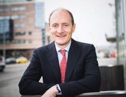Magnus Groth, President and CEO of SCA
