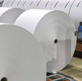 NORPAC - rolls of paper