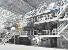 Voith packaging paper machine