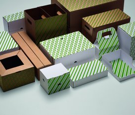 Containerboard - finished products