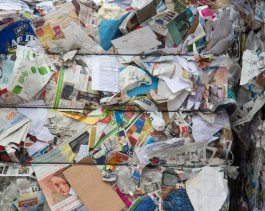 Paper Recycling - mixed paper
