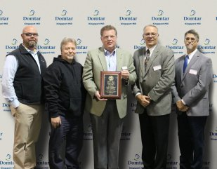 Domtar Kingsport Mill - Governors Safety Award