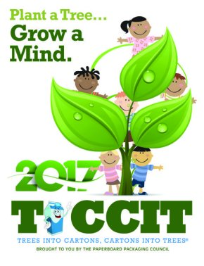 Paperboard Packaging Council's TICCIT program for kids