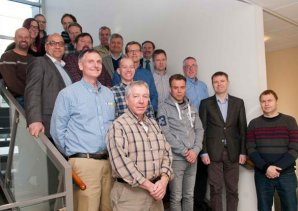 Valmet and Sappi sales and project teams