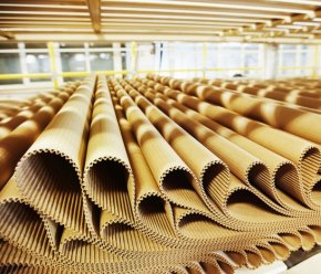 corrugated board