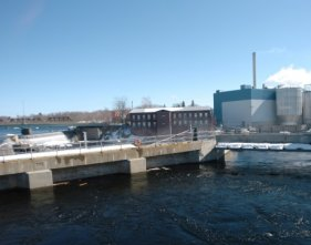 Madison Paper Industries hydroelectric assets
