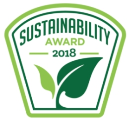 Buckman - 2018 Sustainability Award