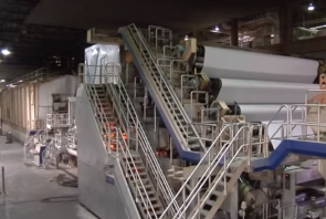 Catawba pulp and paper mill - PM3