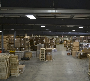 Grand Traverse Container - warehouse