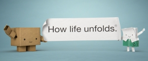 Paper & Packaging Board - How Life Unfolds campaign