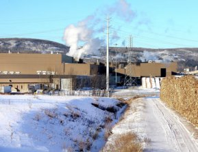 Verso - Duluth paper mill