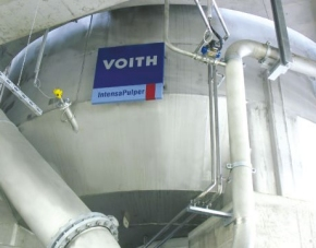 Voith Paper - stock preparation system