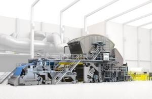 Valmet Advantage DCT 100HS tissue machine