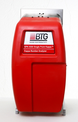 BTG's SPK-5500 Single Point Kappa analyzer