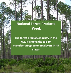 National Forest Products Week