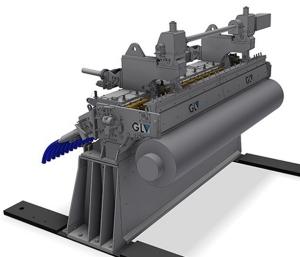 GLV FlexJet headbox