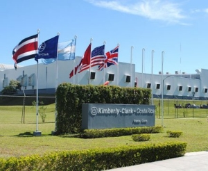 Kimberly-Clark in Costa Rica