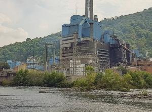 Verso - paper mill in Luke, MD
