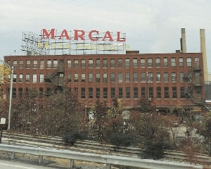 Marcal paper mill fire