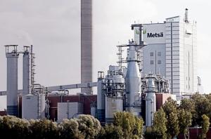Metsa Fibre Joutseno pulp mill
