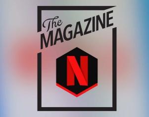 Netflix magazine - Wide