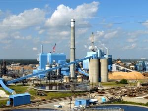 North Charleston paper mill