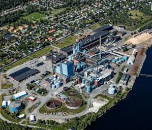 SCA's Obbola Paper Mill