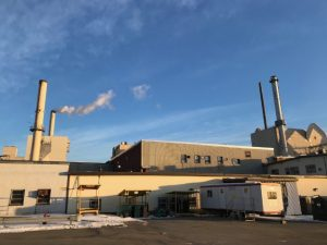 ND Paper Fires Up #5 Boiler at Old Town Pulp Mill in Maine