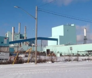 Resolute Forest Products Fort Frances mill