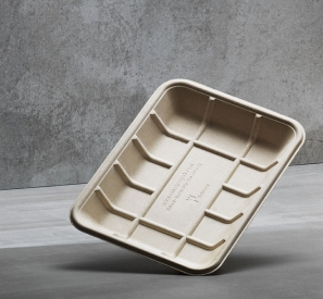 Rottneros Packaging moulded pulp trays