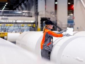 Stora Enso Oulu paper mill