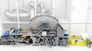 Valmet DCT 100TS tissue machine