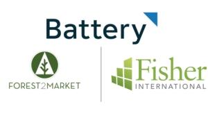 Battery Ventures, Forest2Market, Fisher International