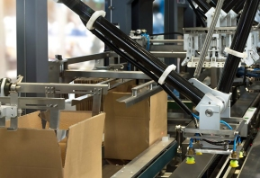 corrugated packaging - automation