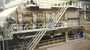 Twin Wire Press for pulp dewatering