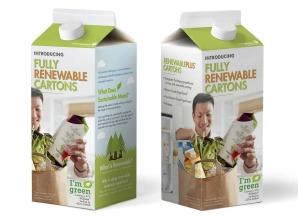 Fully Renewable Cartons