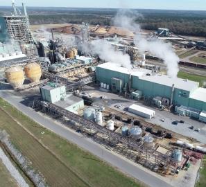 Georgia-Pacific's Leaf River cellulose mill