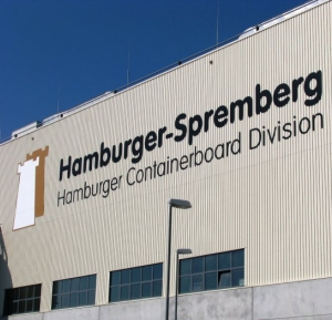 Hamburger Containerboard in Spremberg, Germany