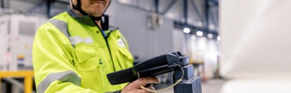 Metsä Fibre RFID for pulp