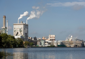 Domtar's Plymouth Mill