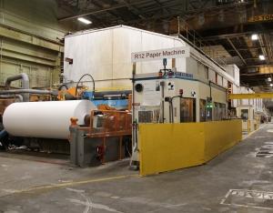 Rumford Mill R12 machine