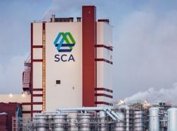 SCA - Ostrand pulp mill