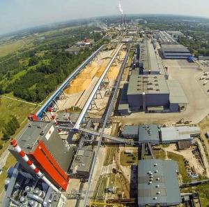 Stora Enso Ostroleka Mill in Poland