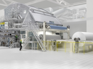 Valmet tissue machine