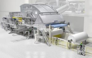 Valmet Advantage DCT100HS tissue machine